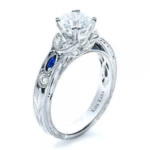 blue sapphire wedding rings gold engagement rings gold engagement rings with sapphires