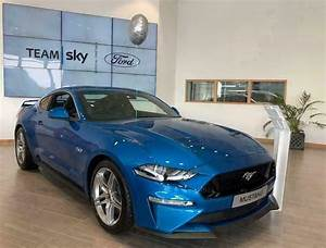 2019 Mustang SAVE £2,000 5.0 V8 GT in Velocity Blue metallic | in Exeter, Devon | Gumtree