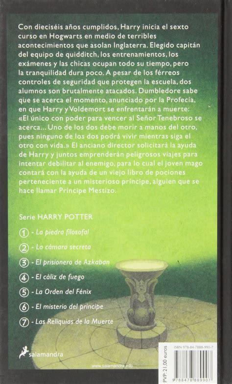 Empieza a leer el libro harry potter y el misterio del príncipe online, de jk rowling. Harry Potter Y El Prisionero De Azkaban Libro Pdf - Libros ...