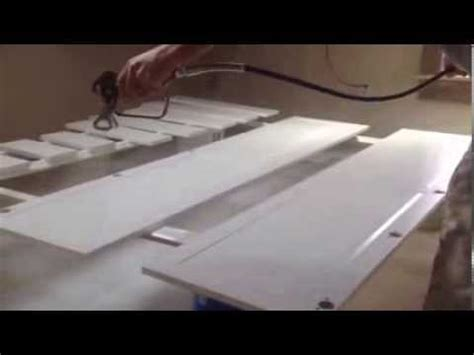spray paint for kitchen cabinets how to airless spray paint kitchen cabinets refinish 8197