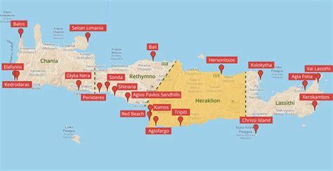 karte von kreta onlinebieb