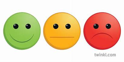 Traffic Smileys Twinkl Smiley Faces Behaviour Indicate