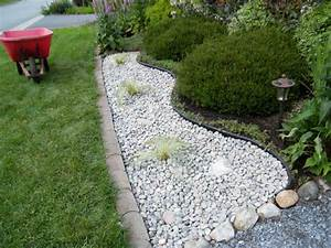 River Rock Landscaping Pictures and Ideas