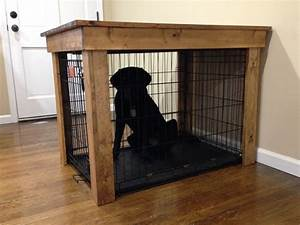 dog crate cover pet crate cover dog crate by cratesandpine With table over dog crate