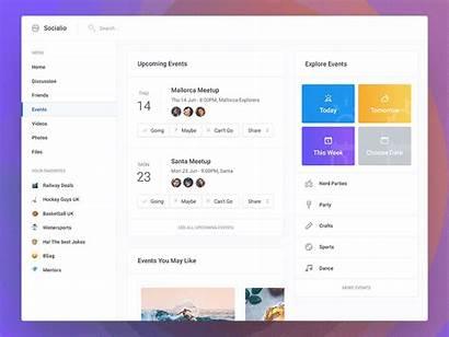 Ui Dashboard App Kit Animation Web Ux