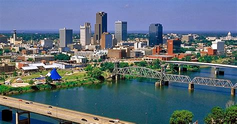 little rock ranked most dangerous small city in the us
