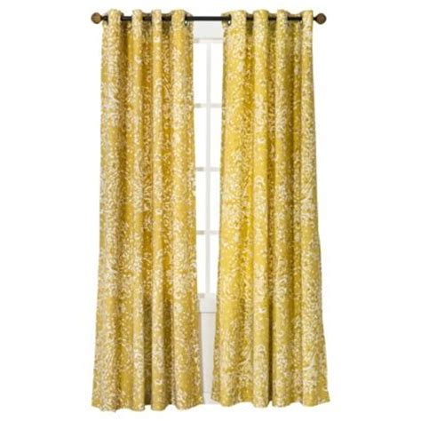 17 best ideas about yellow curtains on mustard