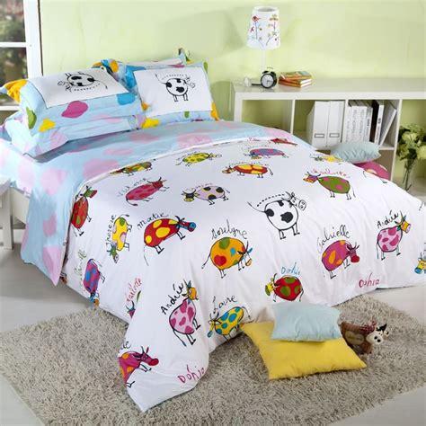 print farm animal theme bedding sets enjoybedding
