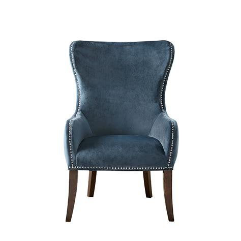 park hancock button tufted back accent chair
