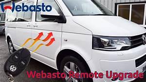 Volkswagen Webasto Remote Upgrade