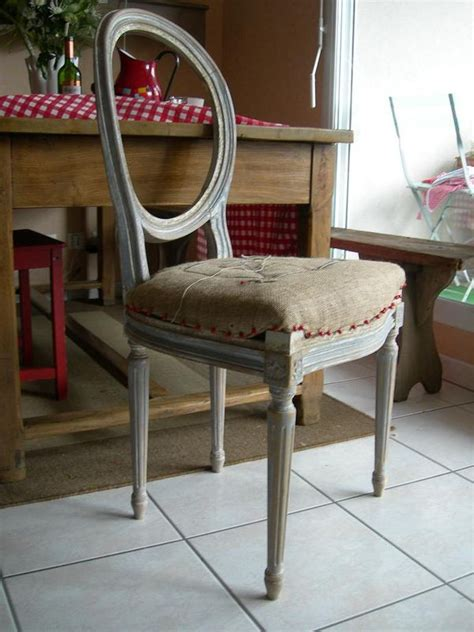 renover une chaise renover une chaise medaillon 28 images renover une