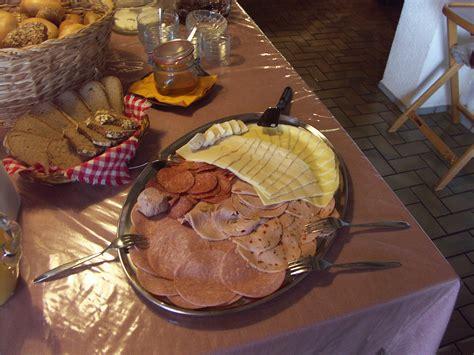 formation cuisine gastronomie allemande petit déjeuner allemand frühstück