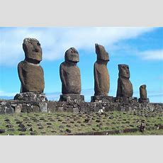Easter Island's Controversial Collapse More To The Story