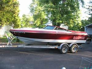 1988 Crestliner Rampage Powerboat For Sale In New Jersey