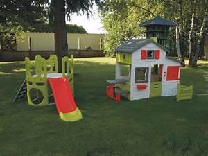 Maison Enfant Jardin : nouvel espace de jeux pour les enfants ~ Preciouscoupons.com Idées de Décoration