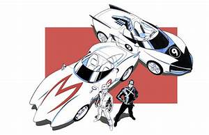 SPEED RACER and RACER X by *Jerome-K-Moore on deviantART ...