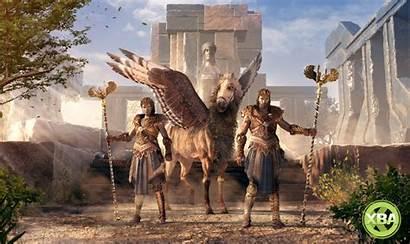 Odyssey Creed Assassin Gear Loadouts Tale Brings