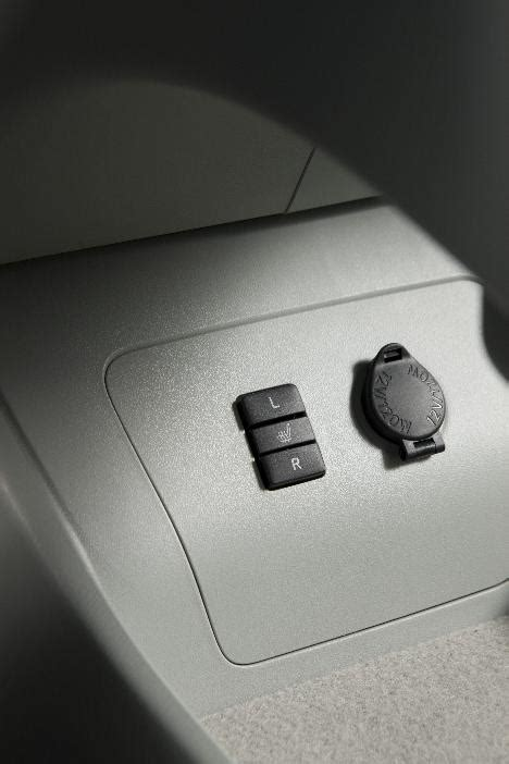 image  toyota prius seat heater button   volt