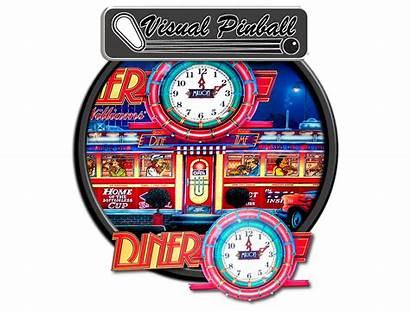 Diner Visual Pack Pinball Screenshots Virtual Universe