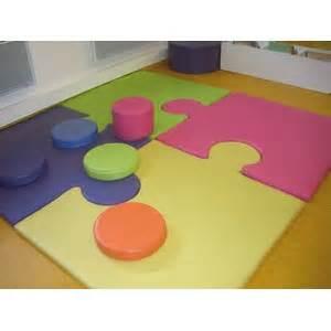 tapis puzzle enfant en mousse carr 233 grand format 230x230