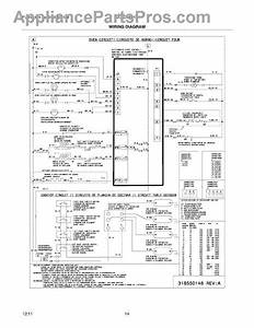 Parts For Frigidaire Fggs3065kfh  Wiring Diagram Parts