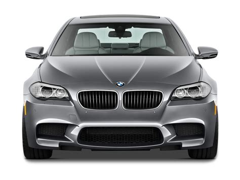 2014 Bmw M5 4-door Sedan Front Exterior View, Size