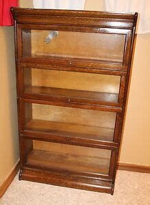 Gunn Bookcase by Antique Barrister Bookcase 1900 S Gunn Sectional