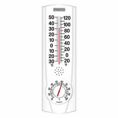 Thermometer Outdoor Springfield Indoor Hygrometer Humidity Staples