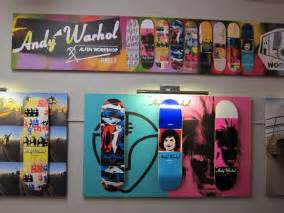 Andy Warhol Dose : alien workshop x andy warhol skate decks round 2 highsnobiety ~ One.caynefoto.club Haus und Dekorationen