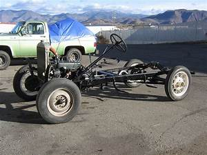 1930 1931 30 31 Ford Model A Chassis Stock Rebuilt Juice