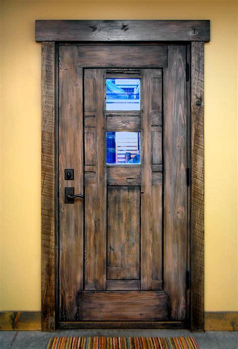 Custom Exterior Doors by Wood Exterior Doors Exterior Mediterranean With Arch