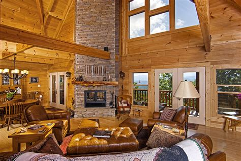 log home pictures interior chilhowee pics custom timber log homes