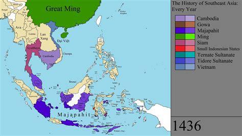 southeastern asia map omkarshindeme