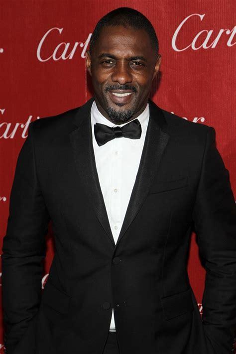 James Bond author thinks Idris Elba is