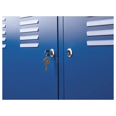 armoire bureau fermant à clé ikea ps cabinet blue 119x63 cm ikea
