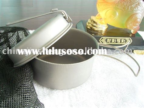 titanium cookware germany elite camping health lulusoso