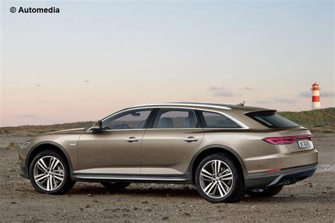 scoop audi  allroad  vroombe
