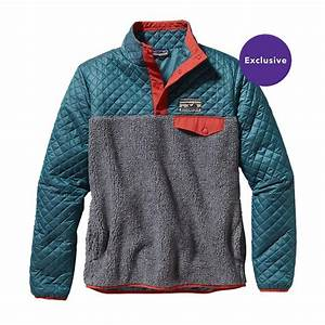 Patagonia Women's Mixed Snap-Tu00AE Pullover - Crater ...