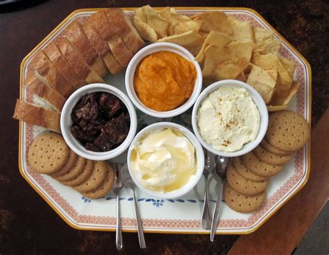 Party Dips and Appetizers