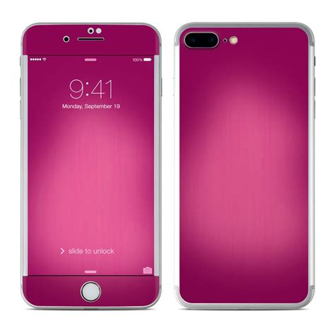 Apple iPhone 7 Plus Skin - Pink Burst | DecalGirl