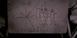 NASA Pioneer 10 Plaque (page 2) - Pics about space