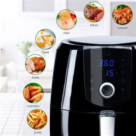 air fryer weiss xl healthy consumer rating