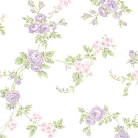 purple shabby chic wallpaper shabby cottage purple floral wallpaper white chic country