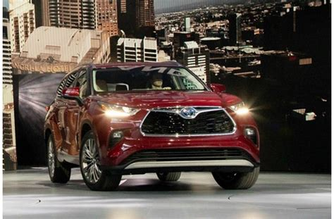 Will The 2020 Toyota Highlander Be Redesigned by Redesigned 2020 Toyota Highlander Hybrid All You Need To