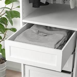 Ikea Pax Schublade : komplement schublade mit frontrahmen wei ikea deutschland ~ A.2002-acura-tl-radio.info Haus und Dekorationen