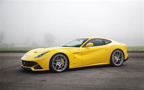2018 Ferrari F12 Berlinetta Novitec Wallpaper Hd Car