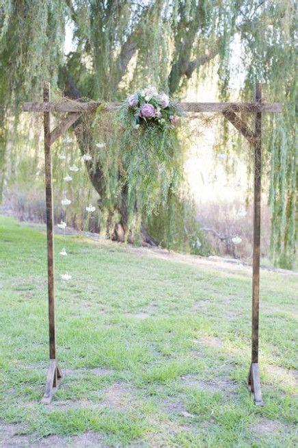 wedding arch diy     wedding arbors simple
