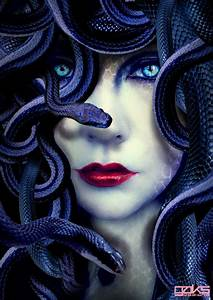 Medusa U2019 The Libyan Dark Moon Serpent Goddess Goddess