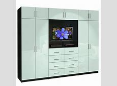 Aventa TV Wall Unit XTall 10 Door Wall Unit for