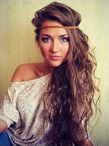 Chic Boho Trendy Hairstyles for Young Girls - HairzStyle ...